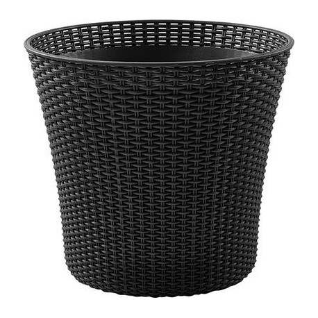 Donica Curver Curver Keter CONIC PLANTER 56,5L antracyt