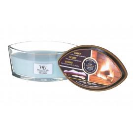 Świeca WoodWick Hearthwick Flame - Pure Comfort